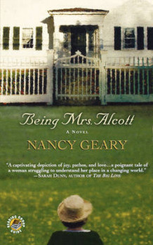Being Mrs. Alcott av Nancy Geary (Heftet)