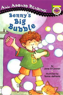 Benny's Big Bubble av Jane O'Connor (Heftet)