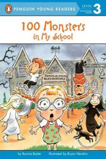 100 Monsters in My School av Bonnie Bader (Heftet)