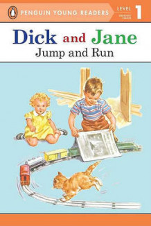 Dick and Jane Jump and Run (Penguin Young Reader Level 1) av Penguin Young Readers (Heftet)