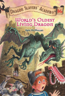 World's Oldest Living Dragon av Kate McMullan (Heftet)