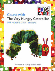 Count with the Very Hungry Caterpillar (Sticker Book) av Eric Carle (Heftet)