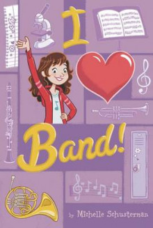 I Heart Band av Michelle Schusterman (Heftet)