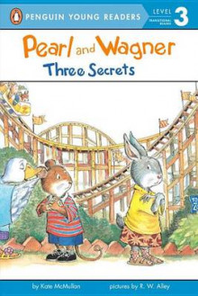 Pearl and Wagner: Three Secrets av Kate McMullan (Heftet)