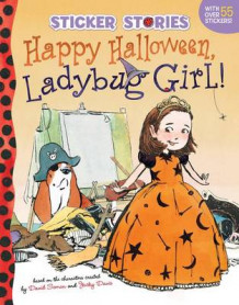 Happy Halloween, Ladybug Girl! av David Soman (Heftet)