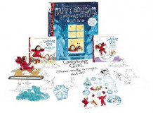 Happy Holidays, Ladybug Girl! Gift Set av David Soman (Blandet mediaprodukt)