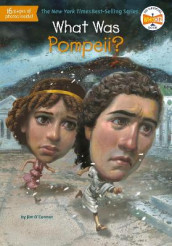 What Was Pompeii? av Jim O'Connor (Heftet)