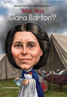 Who Was Clara Barton? av Stephanie Spinner og Who Hq (Heftet)