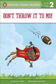 Don't Throw It to Mo! av David A Adler (Heftet)