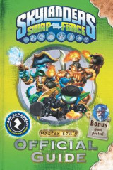 Omslag - Skylanders Swap Force: Master Eon's Official Guide