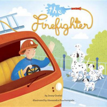 The Firefighter av Jenny Goebel (Innbundet)