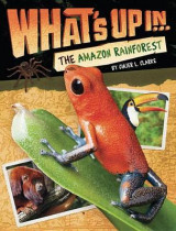 Omslag - What's Up in the Amazon Rainforest
