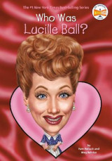 Omslag - Who Was Lucille Ball?