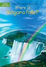 Omslag - Where Is Niagara Falls?