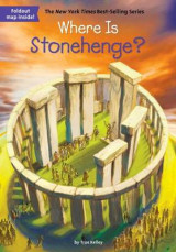 Omslag - Where is Stonehenge?
