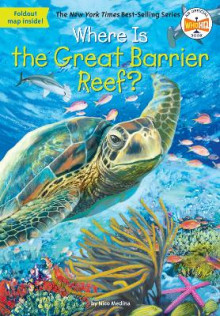 Where is the Great Barrier Reef? av Nico Medina (Heftet)