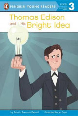Omslag - Thomas Edison and His Bright Idea