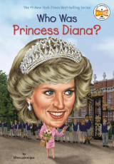 Omslag - Who Was Princess Diana?