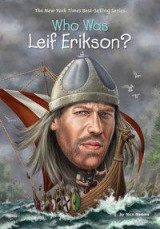 Omslag - Who was Leif Erikson?