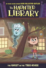 Omslag - The Ghost in the Tree House