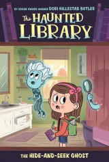 Omslag - The Hide-And-Seek Ghost #8