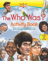 Omslag - The Who Was? Activity Book