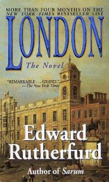 London av Edward Rutherford (Heftet)