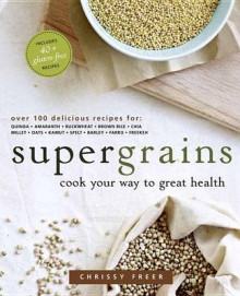 Supergrains av Chrissy Freer (Heftet)