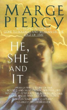 He, She and it av Marge Peircy (Heftet)