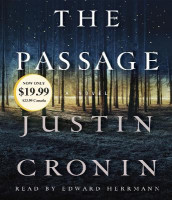 The Passage av Justin Cronin (Lydbok-CD)