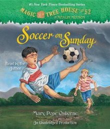 Soccer on Sunday av Mary Pope Osborne (Lydbok-CD)