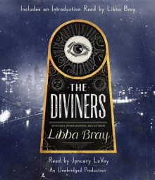 The Diviners av Libba Bray (Lydbok-CD)