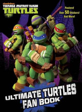 Omslag - Ultimate Turtles Fan Book (Teenage Mutant Ninja Turtles)