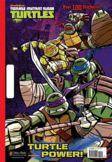 Omslag - Turtle Power! (Teenage Mutant Ninja Turtles)