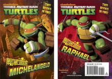 Mutant Origin: Michelangelo/Raphael (Teenage Mutant Ninja Turtles) av Michael Teitelbaum (Heftet)
