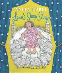 Lena's Sleep Sheep av Anita Lobel (Innbundet)