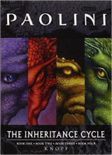 Omslag - Inheritance cycle
