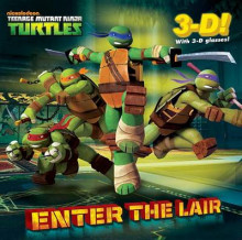 Enter the Lair (Teenage Mutant Ninja Turtles) av Various (Heftet)