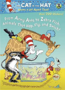 From Army Ants to Zebrafish: Animals That Hop, Fly and Swish! (Dr. Seuss/Cat in the Hat) av Golden Books (Heftet)