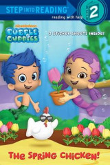 Omslag - Bubble Guppies: The Spring Chicken!