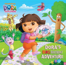 Dora's Big Birthday Adventure (Dora the Explorer) av Random House og Lauryn Silverhardt (Heftet)