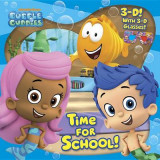 Omslag - Time for School! (Bubble Guppies)