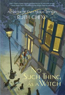 No Such Thing As A Witch av Ruth Chew (Innbundet)