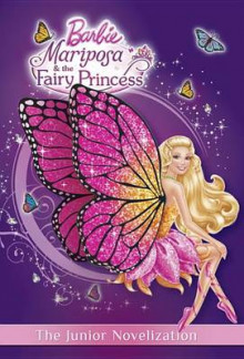 Mariposa and the Fairy Princess Junior Novelization (Barbie) av Molly McGuire Woods (Heftet)