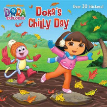 Dora's Chilly Day av Ellen Rosebrough (Heftet)
