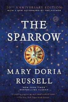 The Sparrow av Mary Doria Russell (Heftet)