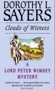 Clouds of witness av Dorothy L. Sayers (Heftet)