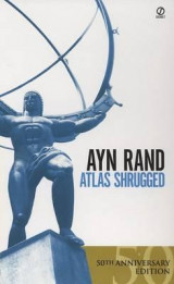 Omslag - Atlas shrugged