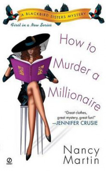 How to Murder a Millionaire av Nancy Martin og Copyright Paperback Collection (Heftet)