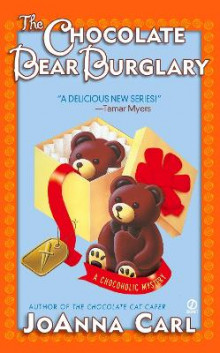 The Chocolate Bear Burglary av JoAnna Carl (Heftet)